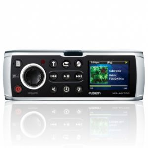 Fusion MS-AV700 Marine DVD unit