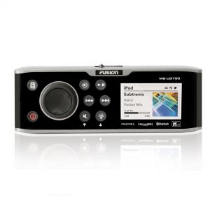 Marine Entertainment System with Internal UNI-Dock