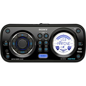 Sony Waterproof CD/Tuner with USB Input