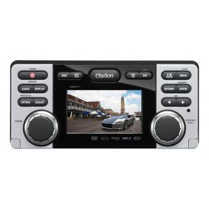 Clarion Waterproof DVD/CD/USB Tuner CMV1